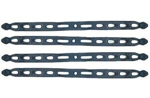 Barwalt Ultralight Knee Pads Replacement Straps (4 Pack) | Barwalt Knee Pads