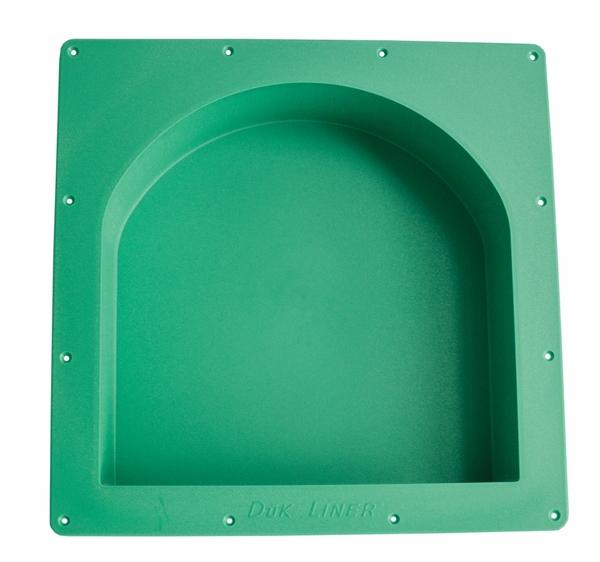 Duk Liner Green   Niches