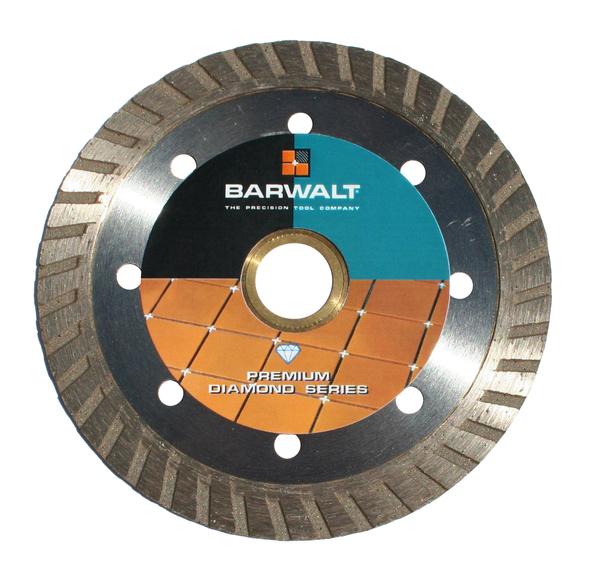 Barwalt Dry Continuous Rim Turbo Blade 4-1/2