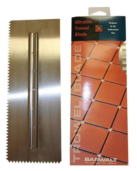 Ultralife Blade 1/4 x 1/4 SQ | Ultralife Trowel System