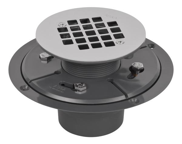 PVC Drain 2 Round | Drains/Toilet Seals