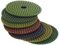 Image Journeyman Diamond Wet Polishing Pads
