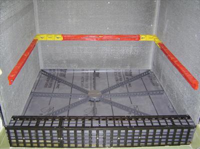 Image Shower Installation