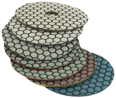 Image Barwalt Diamond Dry Polishing Pads