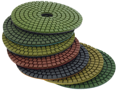 Image Barwalt Diamond Wet Polishing Pads
