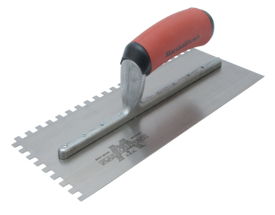 Image Marshalltown DuraSoft Handle Notched Trowels