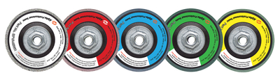 Image Alpha PVA VP Dry Polishing Pads with Hub