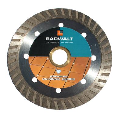 Image Barwalt Dry Continuous Rim Turbo Blade 4-1/2