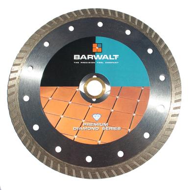 Image Barwalt Turbo Diamond Blade (Dry Cutting)  4