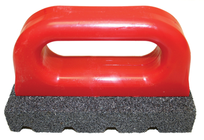 Image Fluted Rub Brick w/Handle 6x3x2