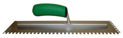Image Extra Long 1/4 x 1/4 SQ Notched Trowel