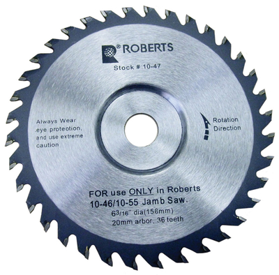 Image Super Jamb Saw Replacement Blade