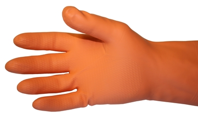 Image Natural Latex Gloves